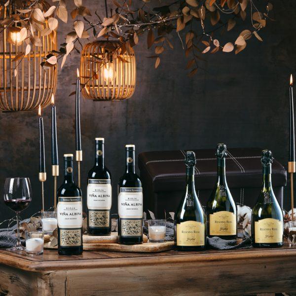 Estuches Vino y Licores